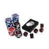 """Casino Boogie"" Poker Set"