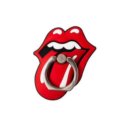 Tongue Logo Phone Ring Holder