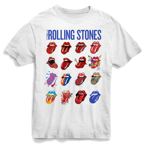 Blue and Lonesome White Evolution Tee