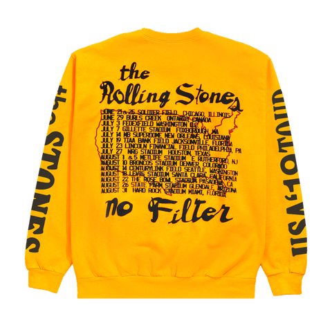 RS CPFM USA 19 TOUR CREWNECK
