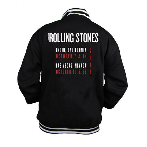 Rolling Stones Tour Bomber Jacket