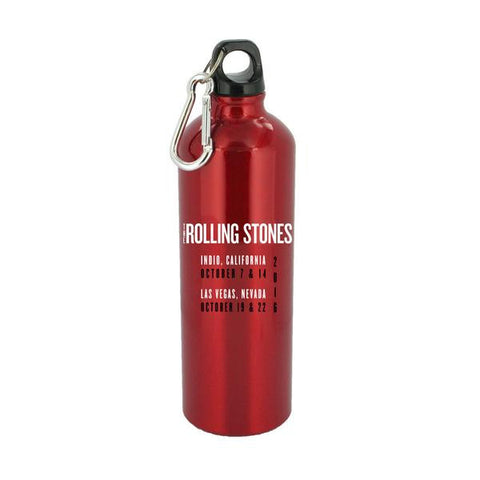 Rolling Stones Tour Water Bottle