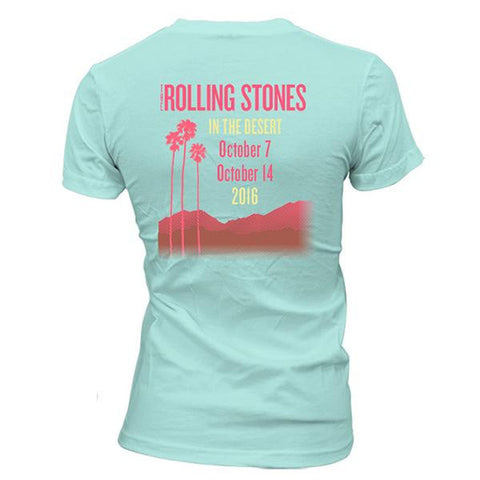 Rolling Stones In The Desert Women's T-Shirt