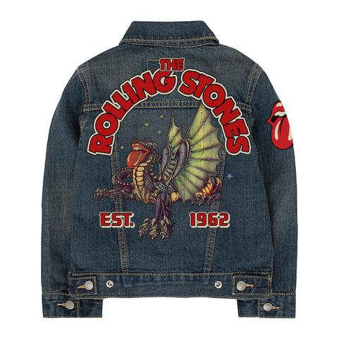 Levi's Dragon Kid's Denim Jacket