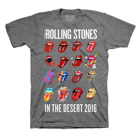 Rolling Stones In The Desert Evolution T-Shirt