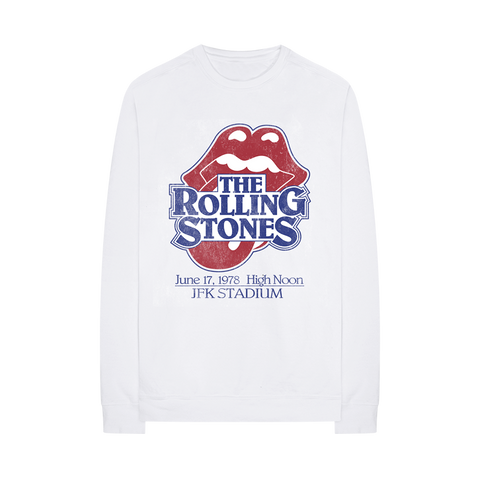 JFK Stadium Crewneck Sweatshirt
