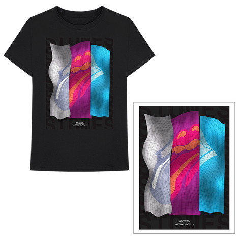 Seattle T-Shirt + Lithograph