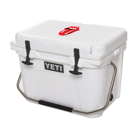 Classic Licks White Yeti™ Roadie Cooler