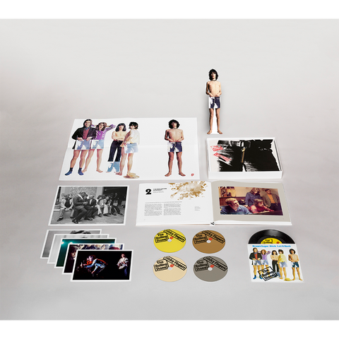 Sticky Fingers Super Deluxe Edition CD