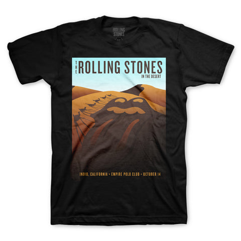 Rolling Stones Camel Train Shirt