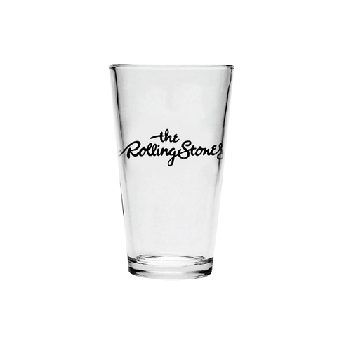 The Rolling Stones Pint Glass