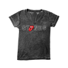 Stones Acid Wash No Filter Tour Date V-Neck