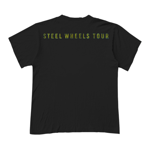 Steel Wheels Flag T-Shirt