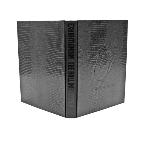 Exhibitionism Leather Bound Book
