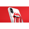 Rolling Stones x Casetify Clear Impact iPhone Case