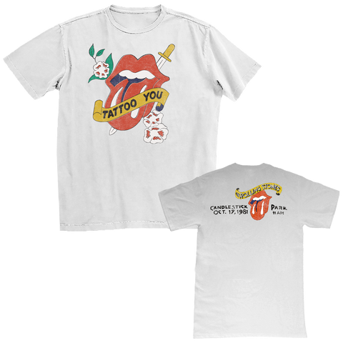 Tattoo Your Dagger Tongue T-Shirt