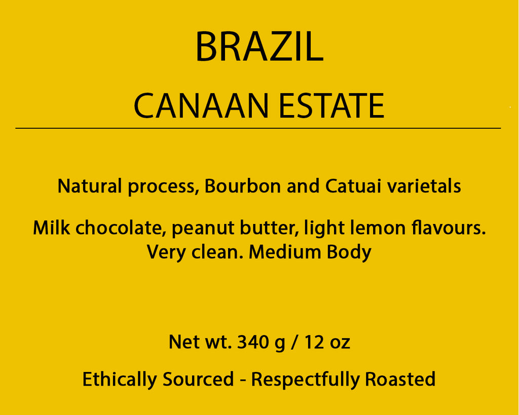 Brazil Canaan Estate