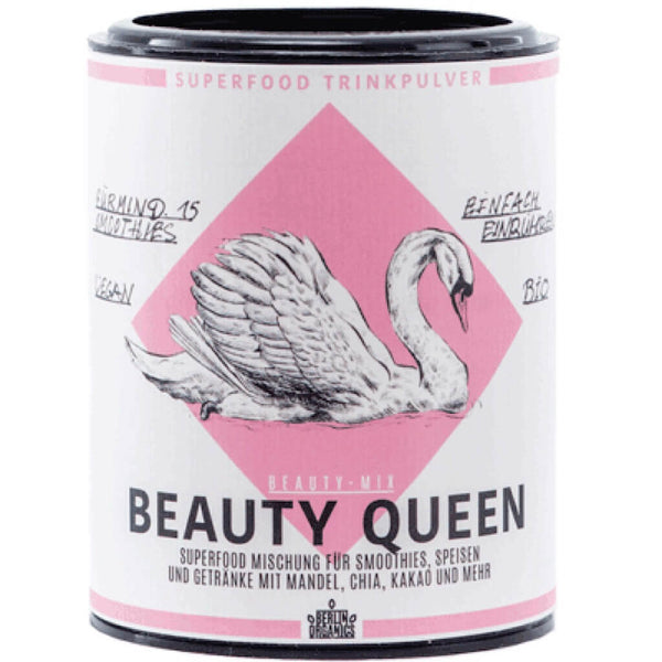 "Superfood Trinkpulver ""Beauty Queen"" bio und vegan von Berlin Organics"