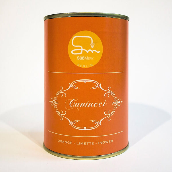 Cantucci Kekse - Orange Limette Ingwer (120g)