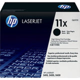 Genuine HP Brand 11X Q6511X Black High Yield LaserJet Toner Cartridge - Blue Dot Toner
