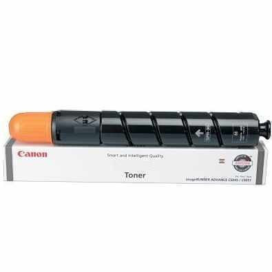 Genuine Canon Brand GPR-36 3782B003AA Black Laser Toner Cartridge - Blue Dot Toner