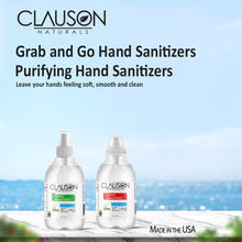 Grab & Go Hand Sanitizer Gel 4oz - 24 units 4oz Gel with Easy Flip Cap
