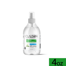 Grab and Go Hand Sanitizer Spray Infused with Aloe - 4oz/118ml