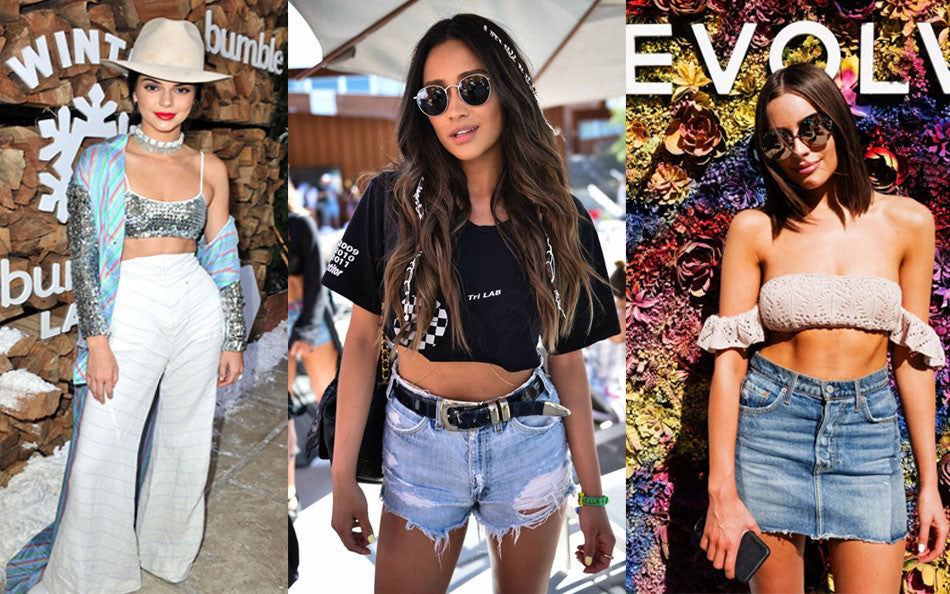 The best celebrity hair and fashion at Coachella 2017