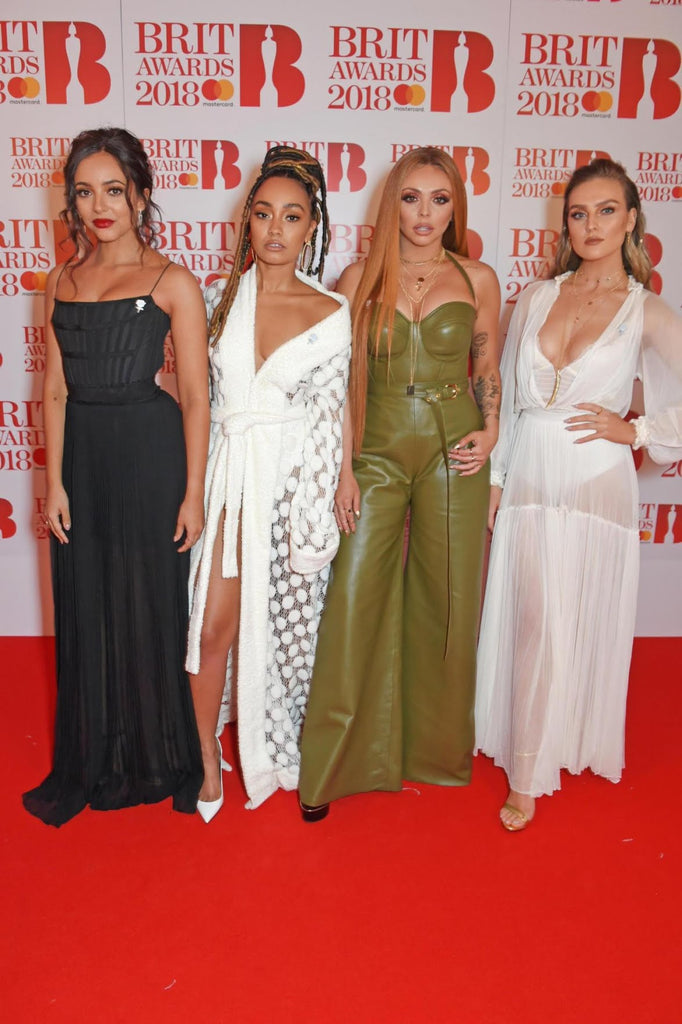 Red carpet outfits from the Brit Awards