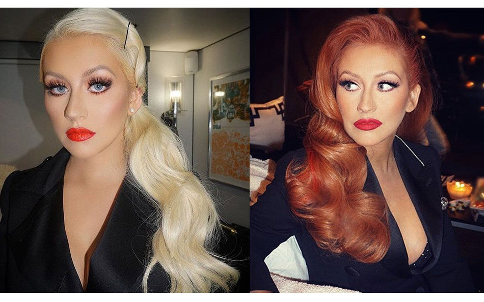 Biggest celebrity hair transformations of 2016