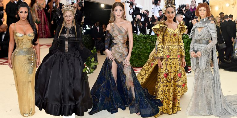 MET Gala 2018 - favourites to OTT