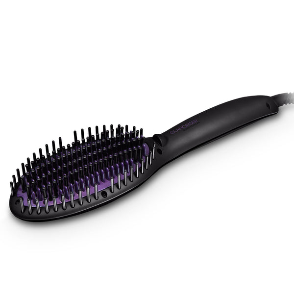 Black Edition Straight & Smooth Speed Brush