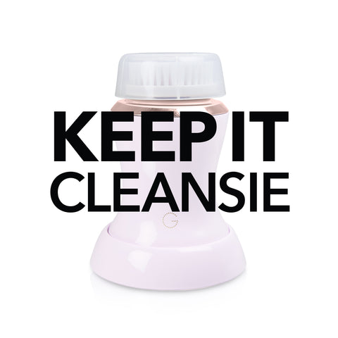 Cleanse Away - Facial Cleansing Kit