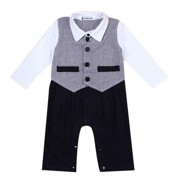 Baby Boy Formal Suit - Baby Clothing - Kids Town