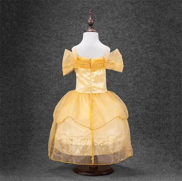 Beauty and the Beast Belle Costume Kids' Party - Kids - Kids Town