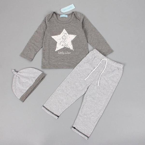 Little Star 3pc Set - Baby Clothing - Kids Town
