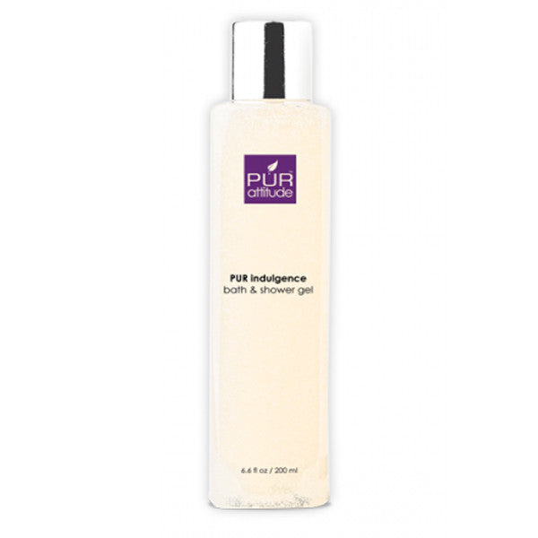 PUR indulgence Bath & Shower Gel, Head to Toe - PUR attitude