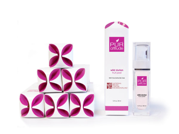 Limited Edition: National Breast Cancer Foundation Wild Durian Fruit Peel Targeted Serums