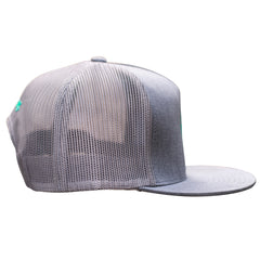 ThisGuy Classic Trucker Cap - Africa Edge (Heather Grey)