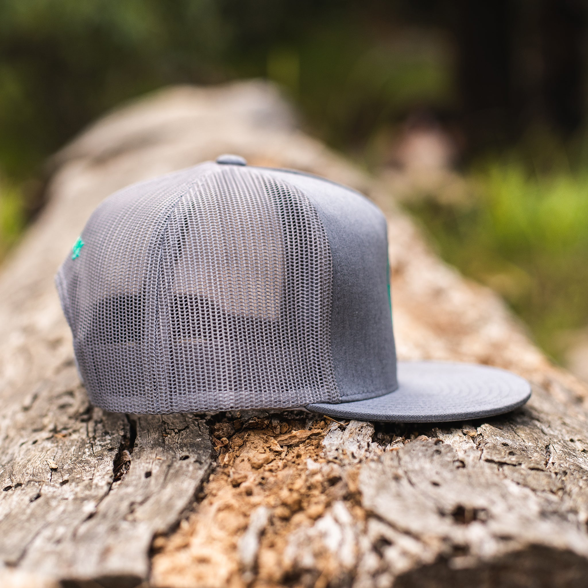 ThisGuy Classic Trucker Cap - Baobab (Heather Grey)