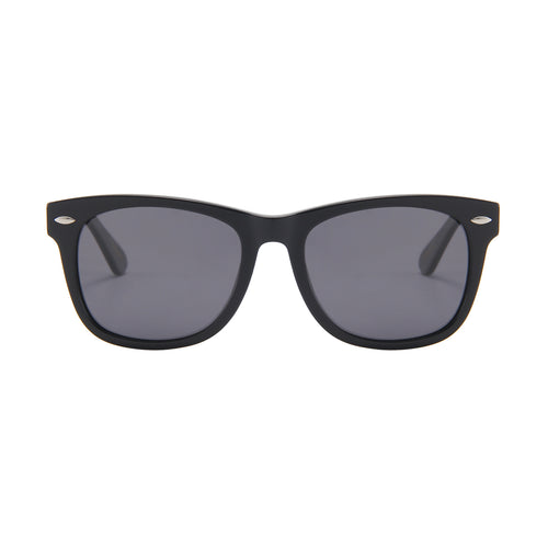 Ebony Wood Black Tips (Smoke Lens)