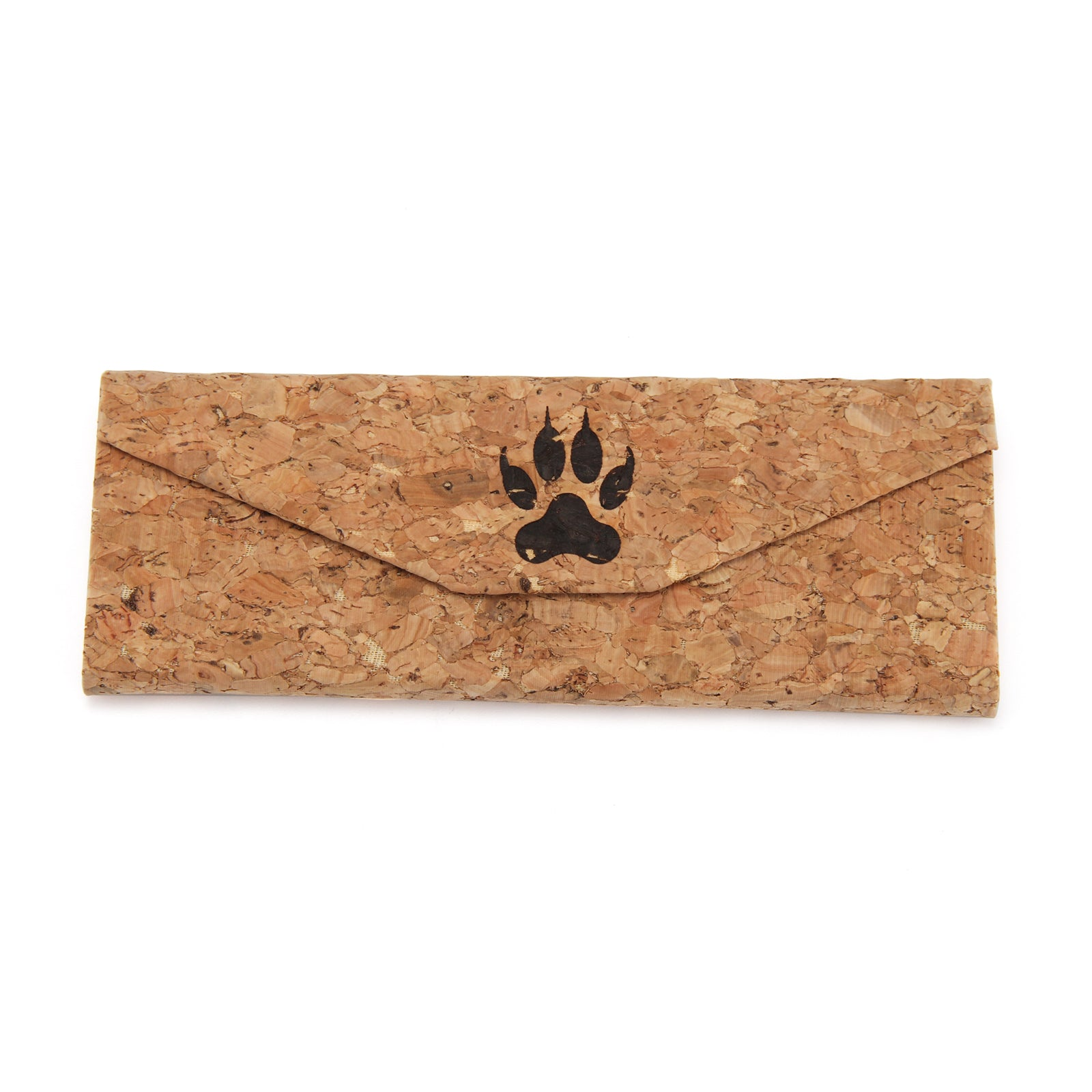 Recycled Wood Chip Case (Foldable) - Claw
