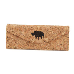 Recycled Wood Chip Case (Foldable) - Rhino