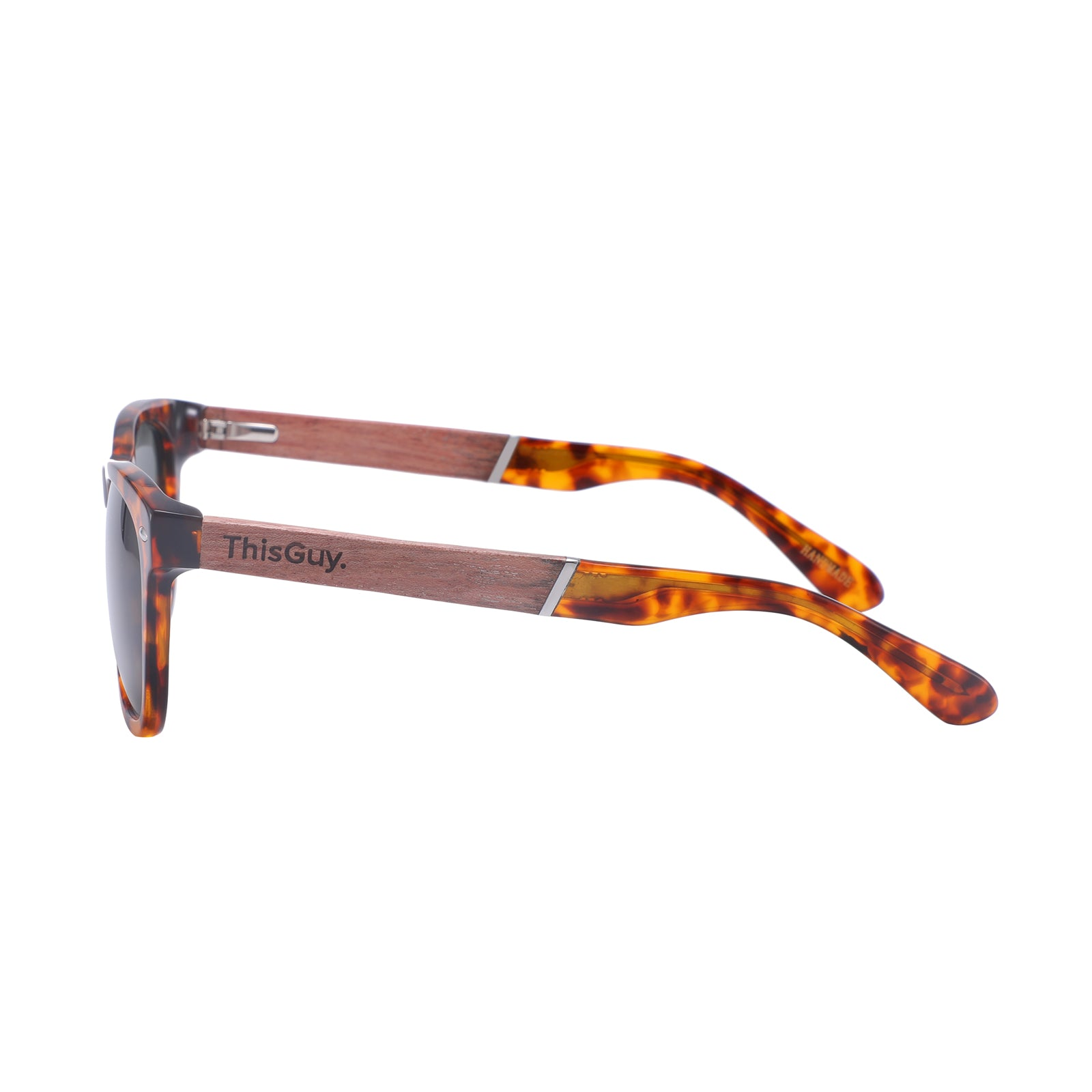 Rose Wood Tortoise Tips (Tortoise Shell)