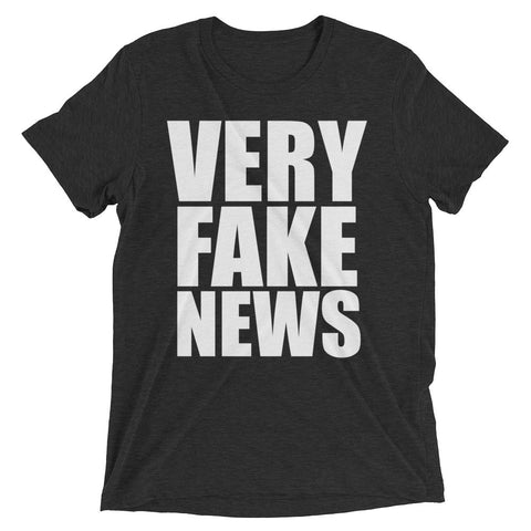 VERY FAKE NEWS Short sleeve t-shirt