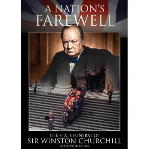 The State Funeral of Sir Winston Churchill - DVD