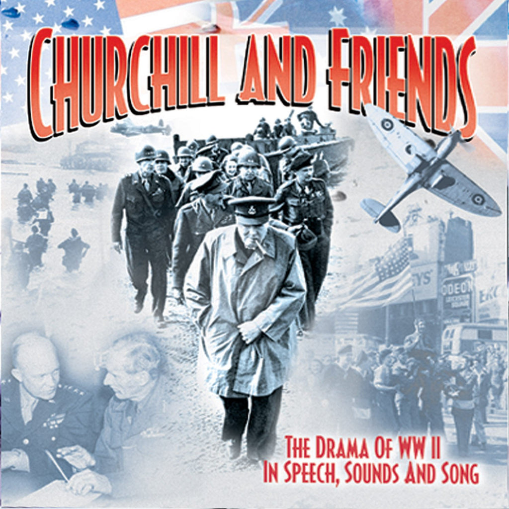 Churchill And Friends