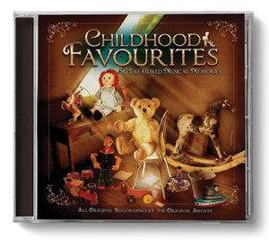 CD: Childhood Favourites