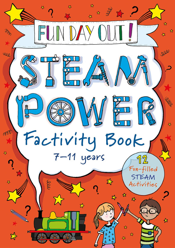FUN DAY OUT! - Steam Power Factivity Book