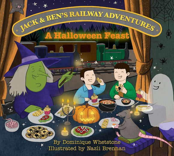 Jack & Ben's Railway Adventures - A Halloween Feast